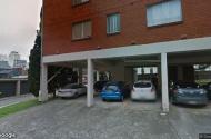parking on Turner Street in Redfern NSW