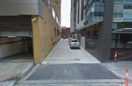 parking on A'Beckett St in West Melbourne