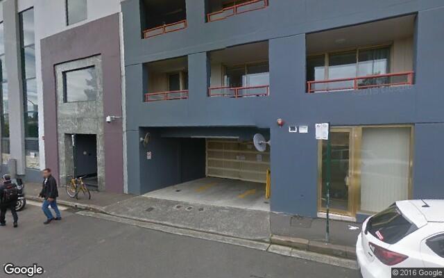 parking on Bulwara Road in Pyrmont