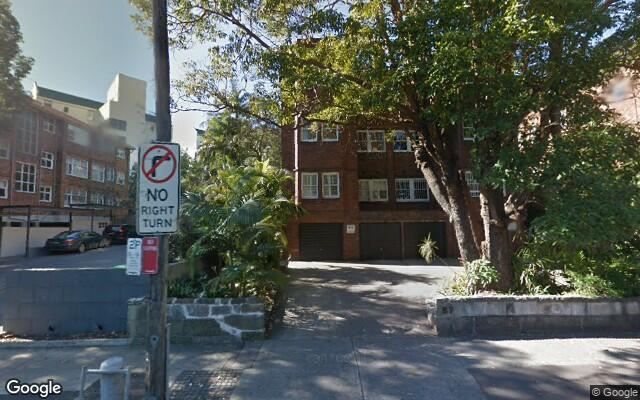parking on Ocean Street in Woollahra NSW