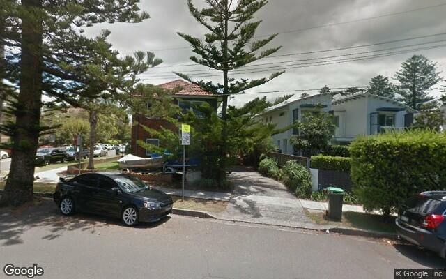 parking on Eurobin Avenue in Manly NSW