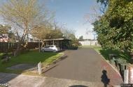 parking on Alice Grove in Frankston