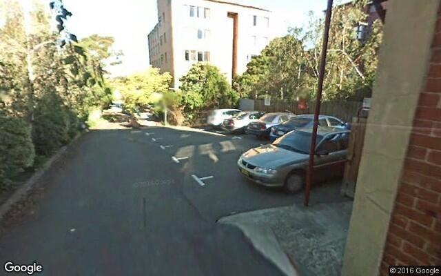 parking on Church St in Richmond