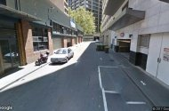 parking on Downie Street in Melbourne