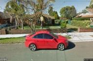 parking on Roberts St in Strathfield