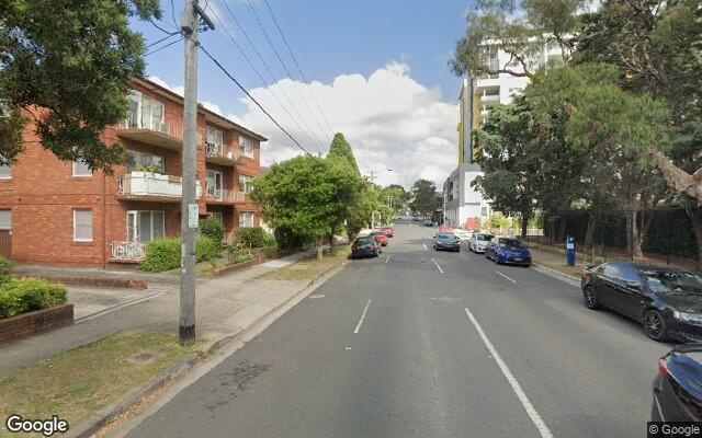 Secured Car Space - In Strathfield