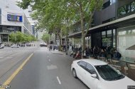 Collins St, just opposite Southern Cross, Very good Level 1.5 car park,w/GYM