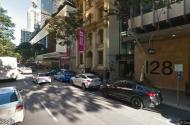 parking on 128 Charlotte Street in Brisbane Queensland Australia