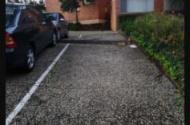 parking on 342 Dryburgh Street in North Melbourne Victoria Australia