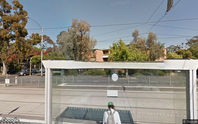 parking on 369 Abbotsford Street in North Melbourne Victoria Australia