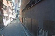 parking on A'Beckett Street in Melbourne