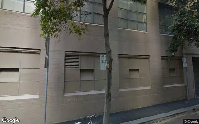 Long-term Secure Law Courts Parking