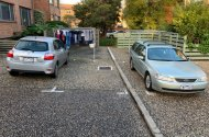 parking on Abbotsford Street in North Melbourne