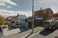 parking on Aberdeen St in Glebe TAS 7000