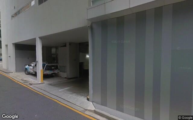 parking on Adelaide Street in Brisbane