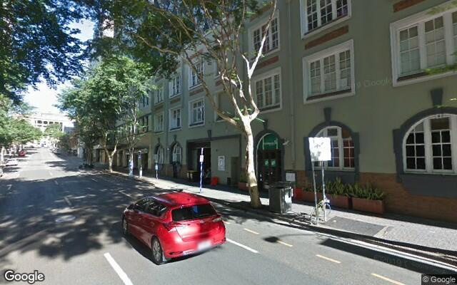 parking on Albert St in Brisbane City QLD