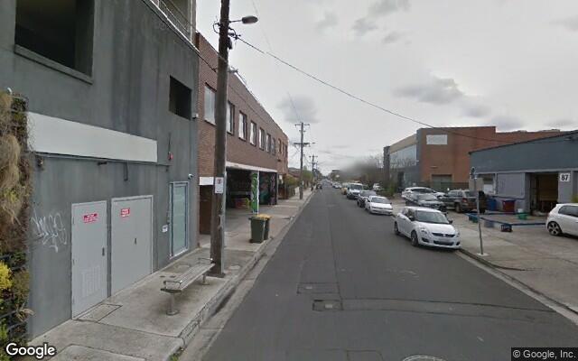 parking on Albert St in Brunswick