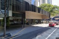 parking on Albert Street in Brisbane City Queensland