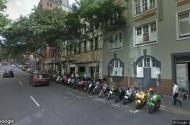 parking on Albert Street in Brisbane City