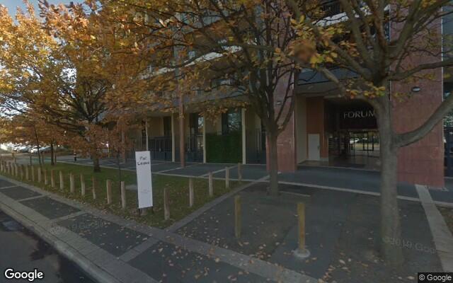 parking on Allara Street in City Australian Capital Territory