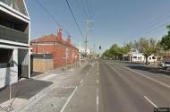 parking on Arden Street in North Melbourne