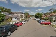 parking on Arthur Street in Randwick