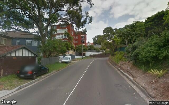 parking on Asher St in Coogee