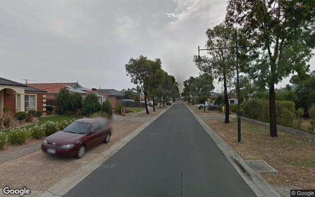 Point Cook - neighbourhood off street parking