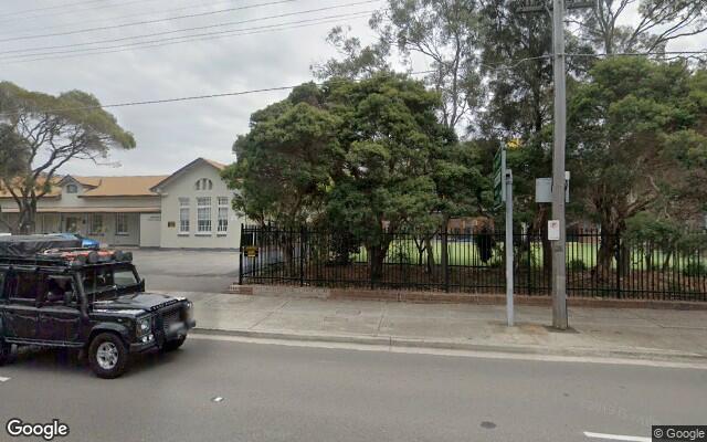 parking on Avoca Street in Randwick New South Wales