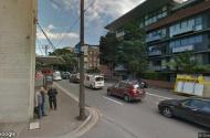 parking on Barr Street in Camperdown NSW