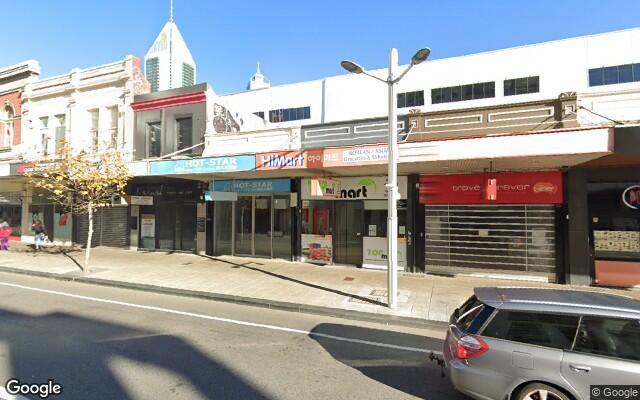 parking on Barrack Street in Perth Western Australia