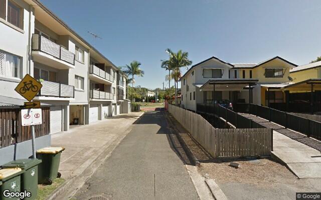 parking on Bates Lane in Toowong QLD