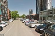 parking on Batman Street in West Melbourne VIC