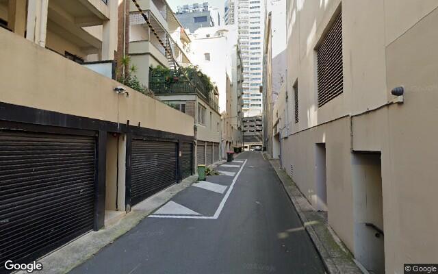 Car Space for rent (top floor)
