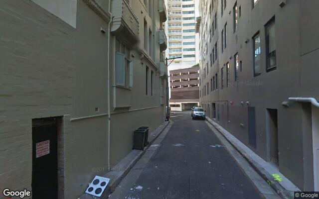 parking on bayswater road in Sydney