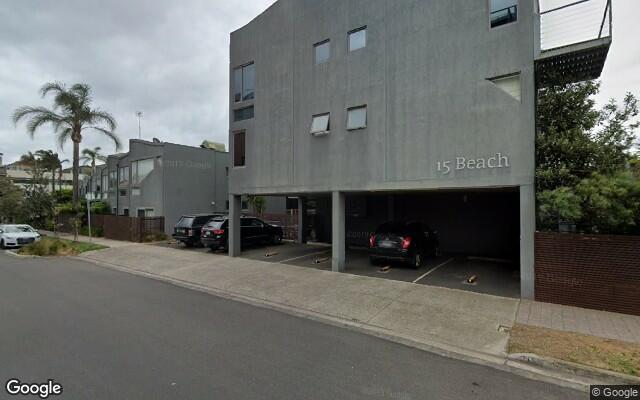 Port Melbourne Undercover Parking