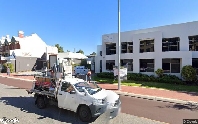 Perth - Shared Tandem Parking near Nib Stadium #1