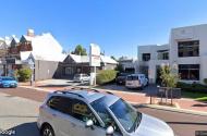 parking on Beaufort Street in Perth Western Australia