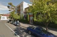 parking on Bedford Street in North Melbourne