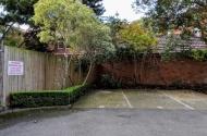 parking on Belmont Road in Mosman NSW