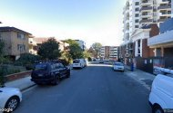 parking on Belmore Street in Burwood New South Wales