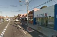 parking on Berala NSW 2141 in Australia