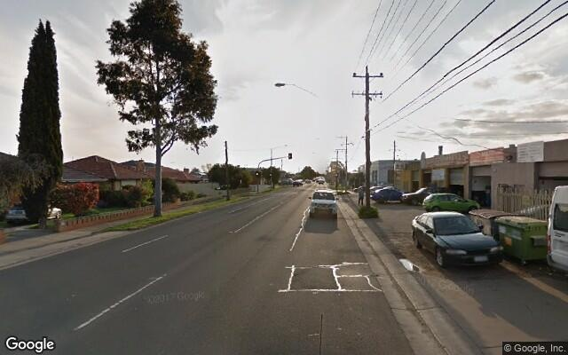 parking on Berkshire Road in Sunshine North VIC