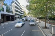 parking on Berry Street in North Sydney New South Wales