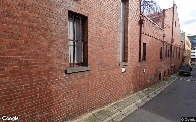 parking on Blackwood Street in North Melbourne Victoria