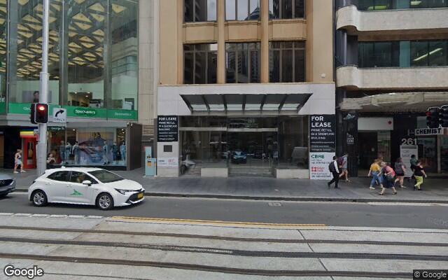 Prime North CBD financial precinct car spot