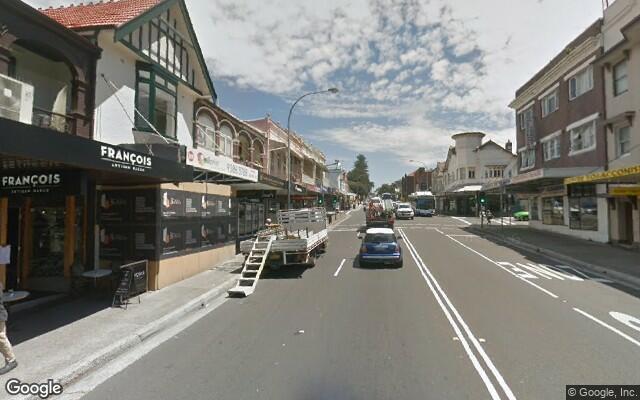 parking on Bondi Road in Bondi NSW
