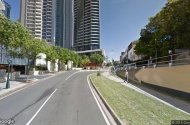 parking on Boundary Street in Brisbane City