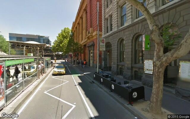 Parking Space near Southern Cross Station