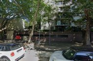 parking on Bourke Street in Surry Hills New South Wales